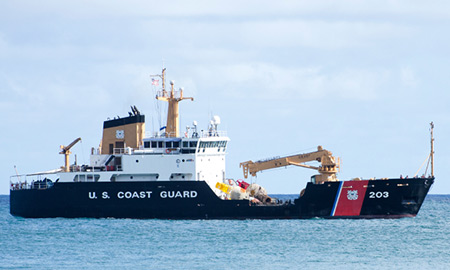 Industry, US Coast Guard Focus on Safety While Performing Core Functions