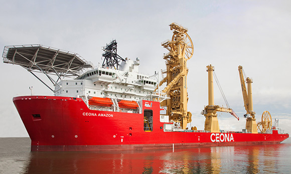 Ceona Wins Subsea Contract for Bennu's Mirage Field in the GOM