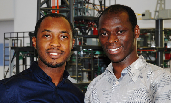Ghanaian Students Use Scholarships to Pursue Careers in Energy Industry