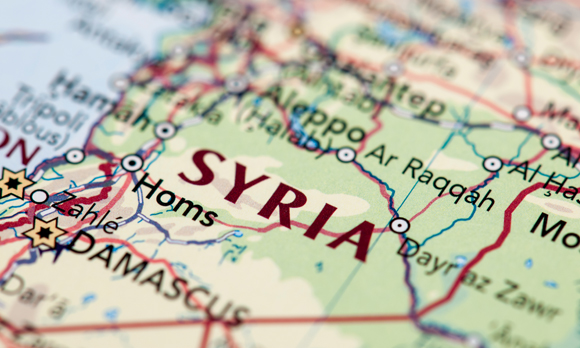 Fighting for Oil in Syria: Sitrep 2015