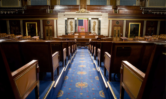 US House Passes Bill To Fund Government, Export Crude Oil