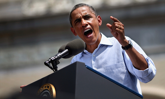 Obama Said to Bar Atlantic Coast Oil Drilling in Reversal
