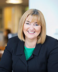 Ann Perrins, BP HR VP for Upstream Resourcing