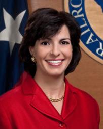 Christi Craddick, Chairwoman, Texas Railroad Commission