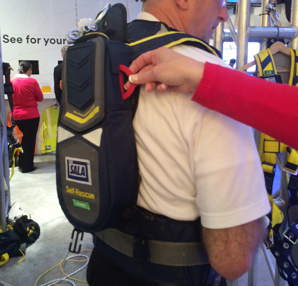 Device Offers Self-Rescue Capability For Oil, Gas Workersff Brazil