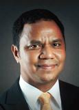Domingos Lequi Siga Maria, TIMOR GAP�s director, Gas Business Unit