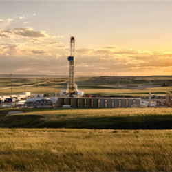 Two of the three largest oil rig operators and frackers are considering pulling back from the North American market as losses mount.
