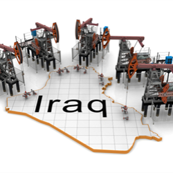 Iraq is sticking to an aspiration to increase its oil output by up to a third by 2020 despite warnings from some companies working in OPEC's second-largest producer that projects could be delayed due to spending cuts.