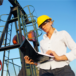 With crude oil prices currently in a slump, many companies are now looking to IT and emerging technologies such as mobile to help achieve their productivity.