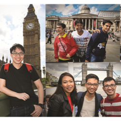 Five student teams from around the world meet this week in London in the latest stage of their quest to win the Shell Ideas360 innovation competition.