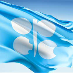 The decision by OPEC member nations in Algiers marks the first self-imposed cut since 2008.
