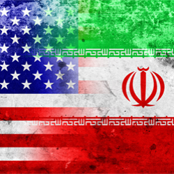 Iran opens up bidding with new terms on oil projects, but sanctions preclude US companies from participating.
