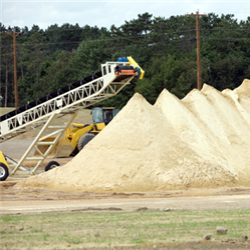 With E&Ps finding that more sand downhole makes increases production, demand for frac sand is expected to double previous US peak to 240 billion pounds.