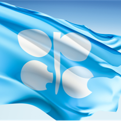 Implementation of an agreement between OPEC and other major producers to reduce output has been