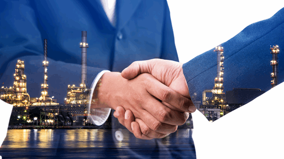 Aramco inks pact for mega refinery
