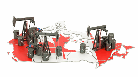 Industry Group: Canadian Oil Output to Rise 33% by 2035