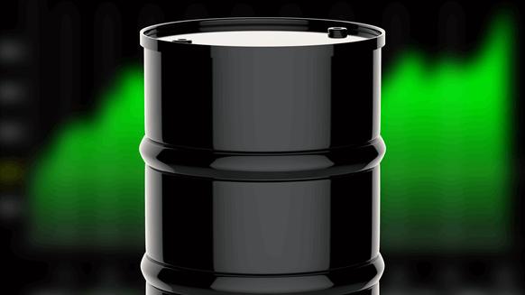 Oil Drops in Choppy Trade Ahead of OPEC Meeting