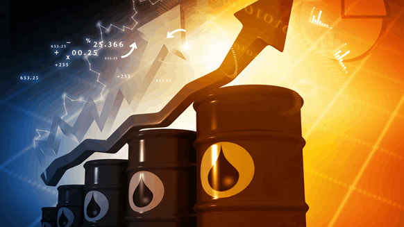 Oil prices rise amidst USA sanctions against Iran