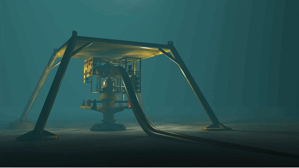 GOM Subsea Contract Goes to TechnipFMC