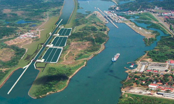 US Gas Exports and the Panama Canal Expansion: Serendipity on Display?