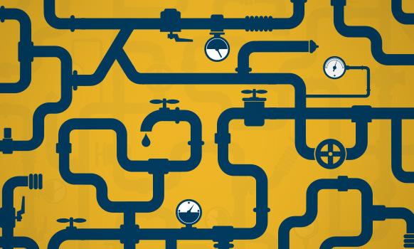 How to Make Bitumen 'Glide' Through a Pipeline
