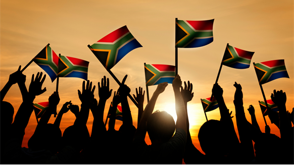 Natural Gas Gives South Africa a Hand