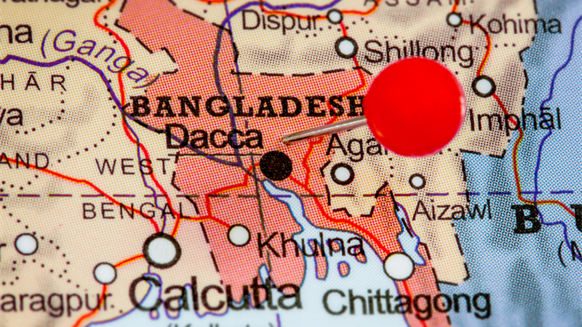 Bapex Partners Santos in First Offshore Venture in Bangladesh's Block 16