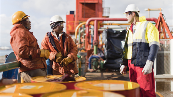 Wood Maintenance Workers Back Strike on Shell UK Platforms