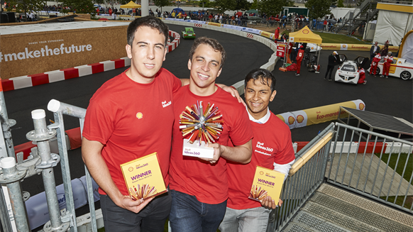 Shell Ideas360: Student Contest Teaches Valuable Career Lessons