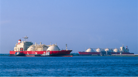 US Shale Gas Shaking Up Global Markets As LNG Trading Surges