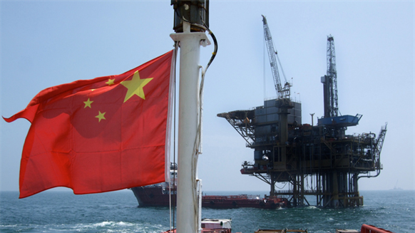 China Oil Output Drops To 6-Year Low As State Giants Shut Fields
