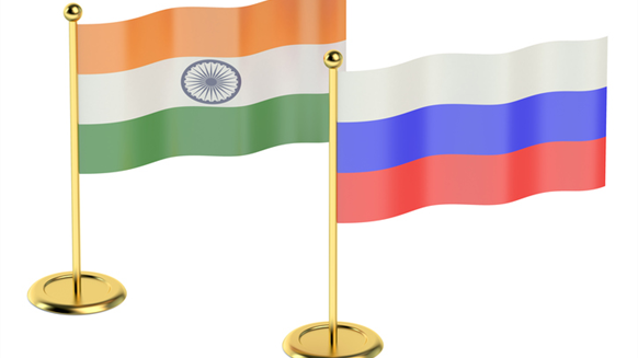 India, Russia Explore Building of 'Energy Bridge' for Russian Gas Supply