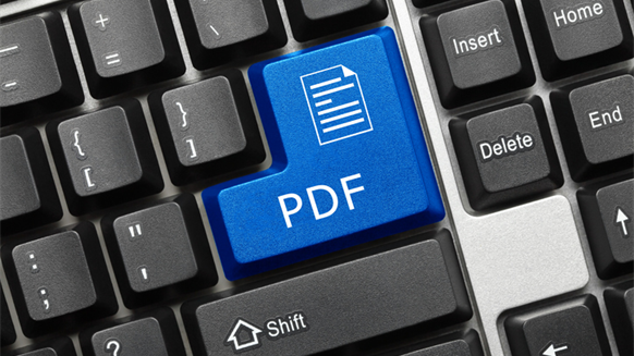 BLOG: Oil, Gas Technology and the Power of the PDF