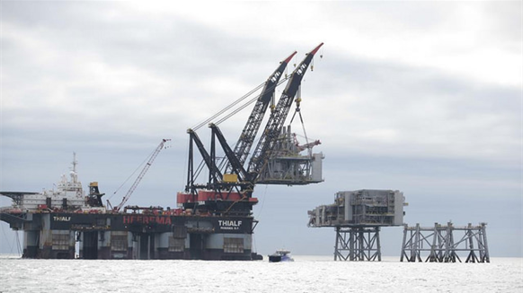 BP's UK Oil Field Clair Still Shut Following Leak at Sea