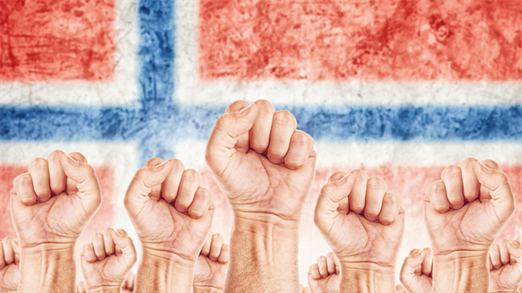 Norway Oil Service Workers Call End To Three-Week Strike