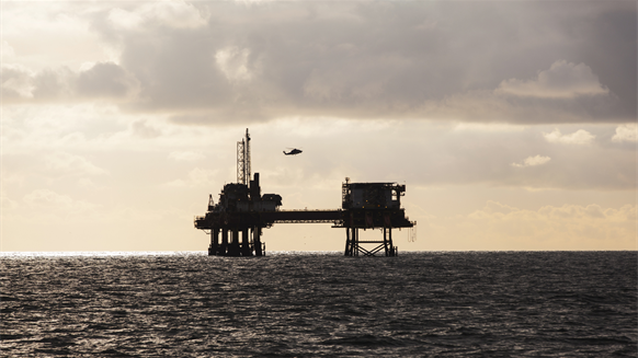 Report: North Sea Helicopter Experiences 'Technical Fault'