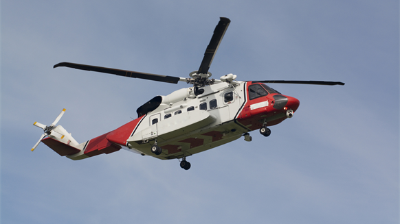 OHSLG: S92 Helicopters to Return to Action Following Grounding