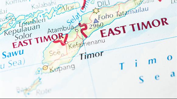 Australia, East Timor Aim To Agree Maritime Border By Sept