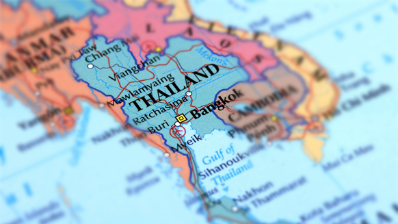 Shell Sells Thailand Gas Field Stake To Kuwait's Kufpec For $900MM