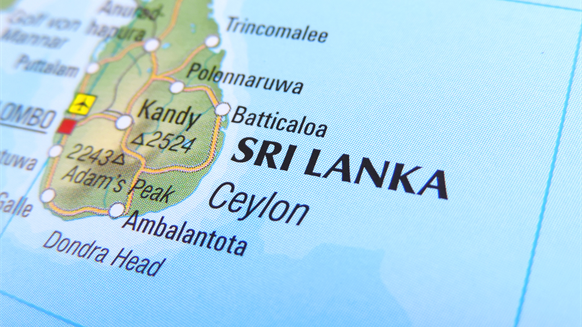 Sri Lanka Launches Tender To Develop Natural Gas Site In Mannar Basin