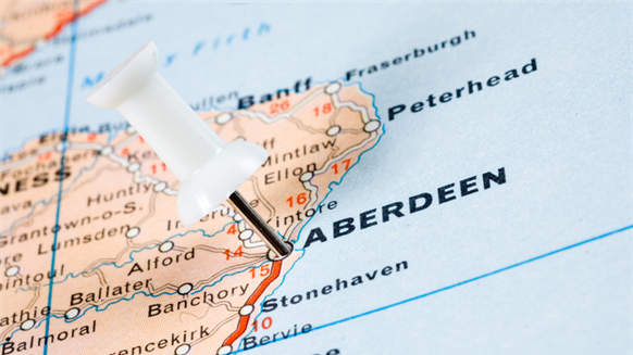 BLOG: Aberdeen Oil, Gas Industry Has Cause to Celebrate