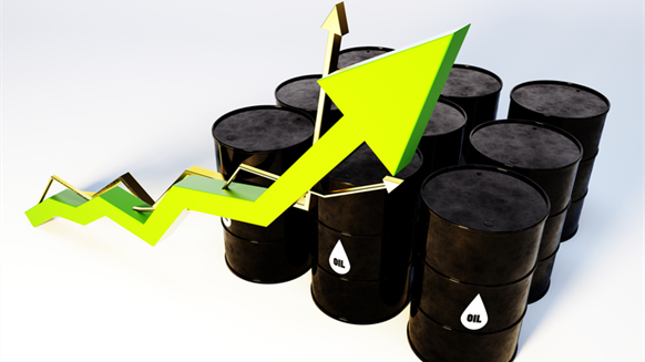 BLOG: Brent Crude Value to Continue Rising in 2017