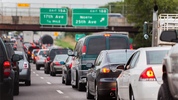 US Motorists on Roads for Memorial Day Weekend to Be Highest Since 2005
