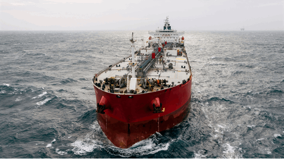 The Lonely Drifting Oil Tanker That Signals OPEC's Struggle