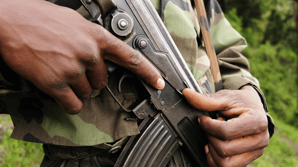 Niger Delta Avengers Promise a Return to Militancy