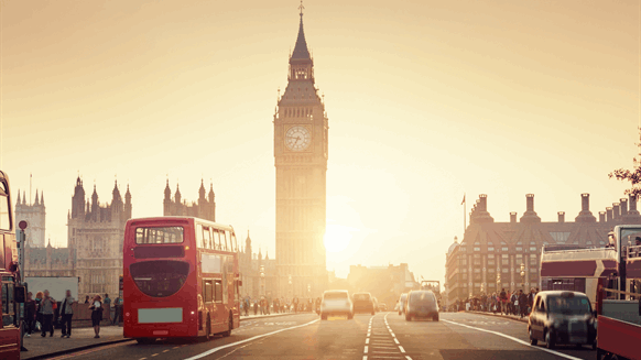 Shell collaborates on biofuel to help power London buses