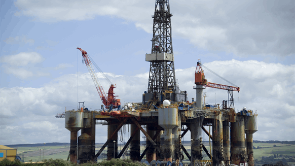 What Goes Up Must Come Down: the Challenge of Rig Decommissioning
