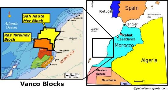 Safi Haute Mer Block, Morocco