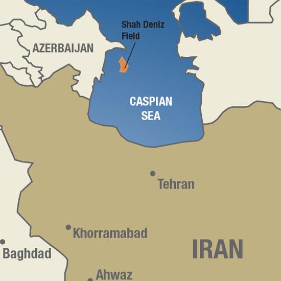 Shah Deniz Field