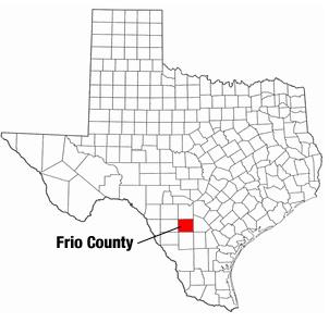 Frio County, Texas